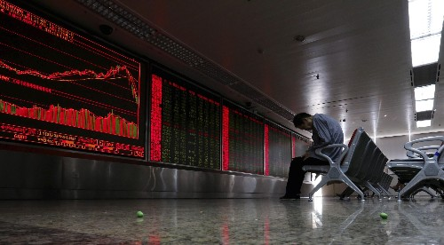 China's stock collapse has a way to go.