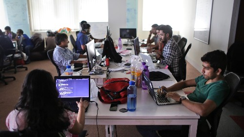 Less than 5% of India engineers are cut out for high-skill programming jobs