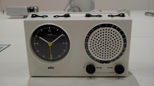 """Less is better: """"Helvetica"""" documentarian aims to give industrial designer Dieter Rams his due"""