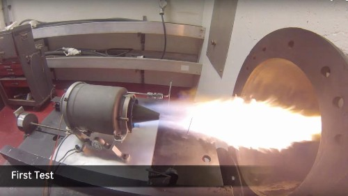 GE has 3D-printed a working jet engine