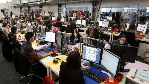 Open-plan offices might be making us less social and productive, not more