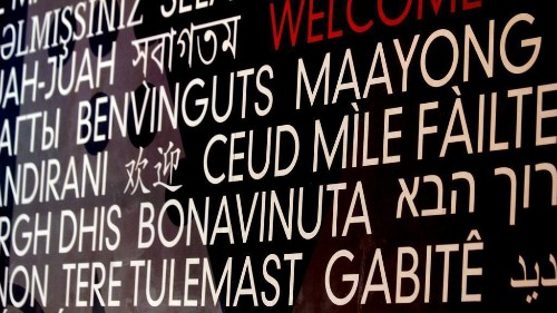 Differences in languages change how informative you can be