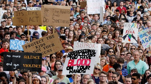 The March for Our Lives movement is further proof that it's time for the old to follow the young