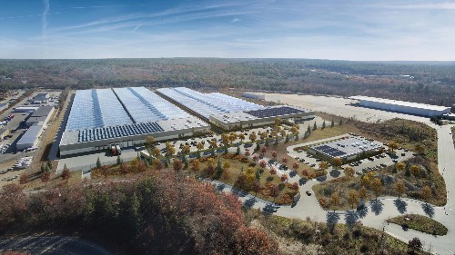 A cannabis-business park covering 1 million square feet is coming to Massachusetts