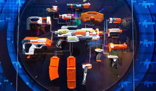 All of the reasons Nerf is back on top this holiday season