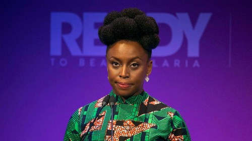 Chimamanda Ngozi Adichie uses the mispronunciation of African names to teach a lesson on intent