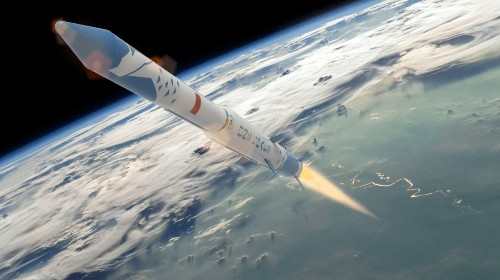 China private rocket company OneSpace attempts orbital launch