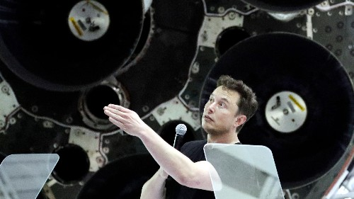 SpaceX reveals new details about its biggest, most secretive projects