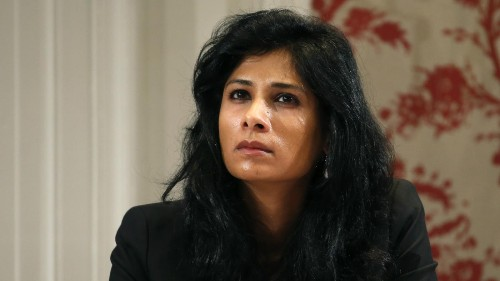 India-born Gita Gopinath will be IMF's first woman chief economist