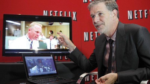 The hottest stock of 2015: Netflix