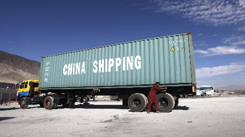 China's latest trade data are much worse than anyone expected