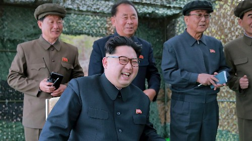 In a matter of hours, the Korean peninsula fell into a state of geopolitical tumult