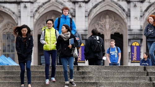 Foreign students continue to turn away from US universities
