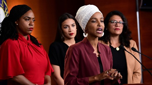 Some Republicans join global critics of Trump attacks on Ilhan Omar