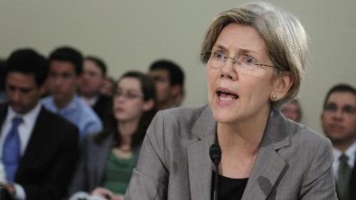 """I've got two words for you, Ted: Boo hoo."" Elizabeth Warren's epic teardown of Ted Cruz"