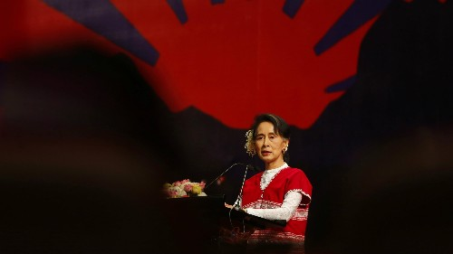 Aung San Suu Kyi is running out of excuses for her silence on the Rohingya crisis