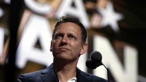 Billionaires like Peter Thiel get citizenship abroad so they can run from the problems they create