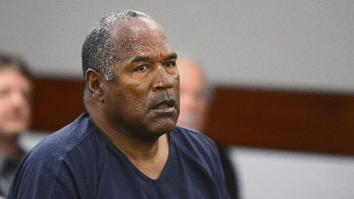 O.J. Simpson joins Twitter