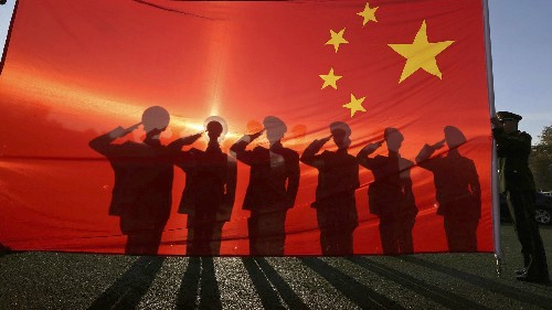 China is building the most extensive global commercial-military empire in history