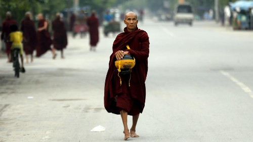 There's a misogynist aspect of Buddhism that nobody talks about