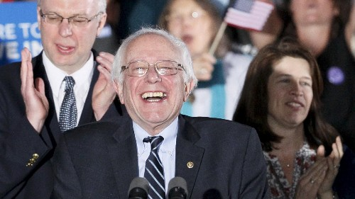 Hillary can't win, because Bernie has already won his real race