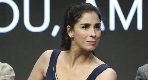 Sarah Silverman's response to a sexist tweet is a much-needed ray of hope