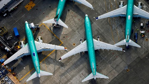 The Boeing 737 Max crisis goes way beyond software