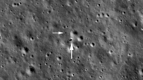 The US is keeping an eye on China's lunar rover