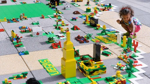 """Cambridge is hiring a Lego professor """"of Play in Education, Development, and Learning"""""""