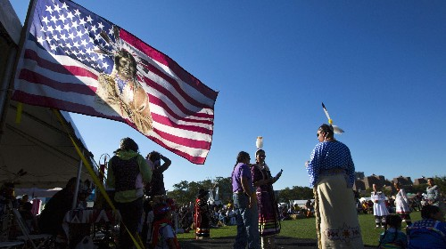 White Americans need to stop assuming Native American culture belongs to them, too