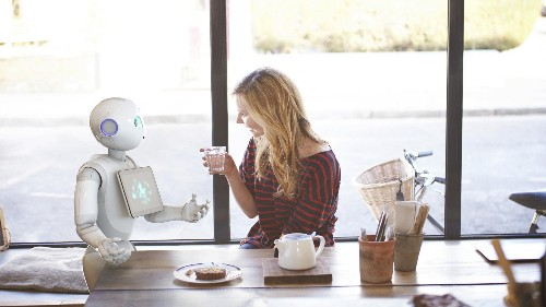 Robots in Japan now have emotions