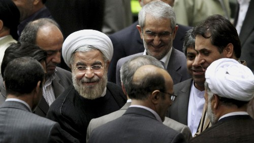 US sanctions on Iran are hindering progress on scientific research