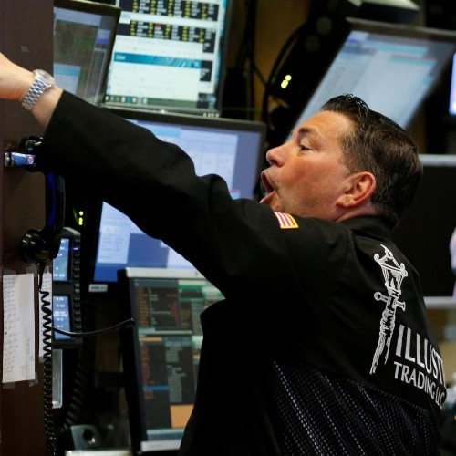 The stock market is off to its best start of the year since 1991