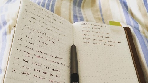 People are falling in love with a simple productivity system that just uses pen and paper