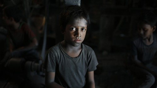 Researchers have identified a very simple, universal solution to child labor's vicious cycle of poverty