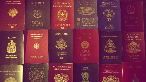 The richest countries with the weakest passports