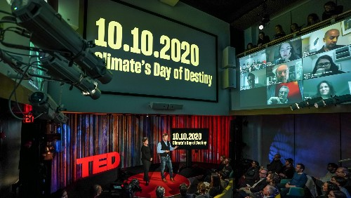 "TED's ""Countdown"" aims to lower greenhouse gas emissions"