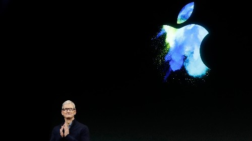 Apple shares just closed at their highest price ever