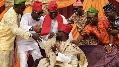 "How to cope with the social pressures of a ""Yoruba"" party in Lagos"