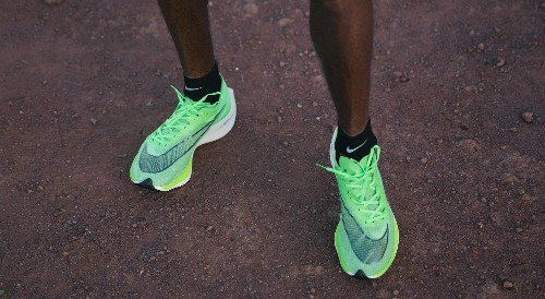 Nike's Vaporfly shoes face a potential ban from competition