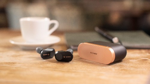 Sony's WF-1000XM3 wireless noise-canceling earbuds are nearly perfect
