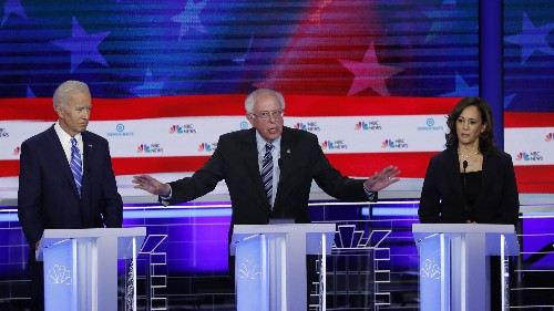 How 2020 US Democratic candidates compare to global politicians