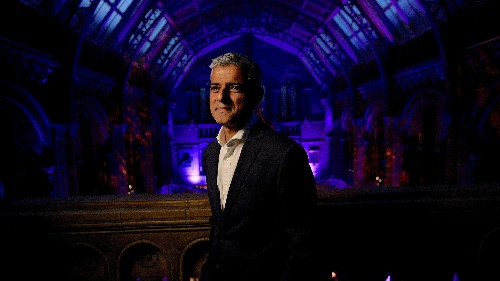 London's mayor is assembling plans to make the city the next big AI hub