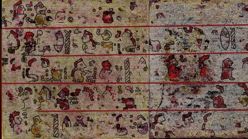 Researchers have uncovered an ancient Mexican text that had been hidden for 500 years