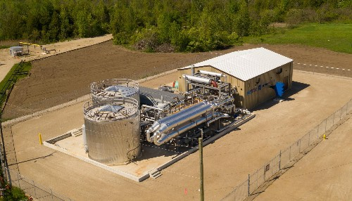 Canadian startup Hydrostor is storing energy in compressed air