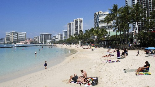 Hawaii is the first US state to turn the Paris agreement climate goals into official state policy