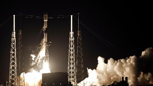 SpaceX's new satellites will dodge collisions autonomously (and they'd better)