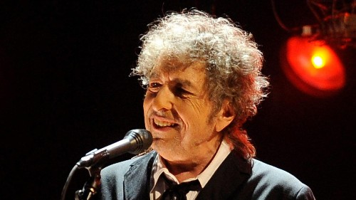 """""""Are my songs literature?"""" Bob Dylan's wry, gracious Nobel Prize acceptance speech"""