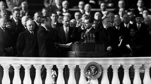The books America was reading at inauguration time for every president since Eisenhower