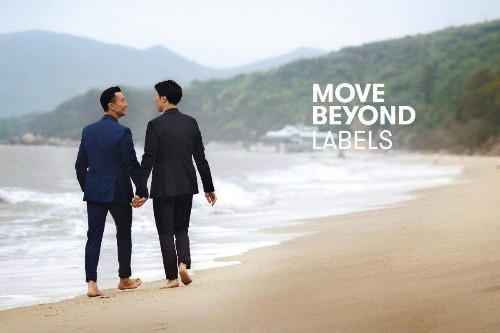 Hong Kong MTR and airport U-turns on gay-couple ad ban
